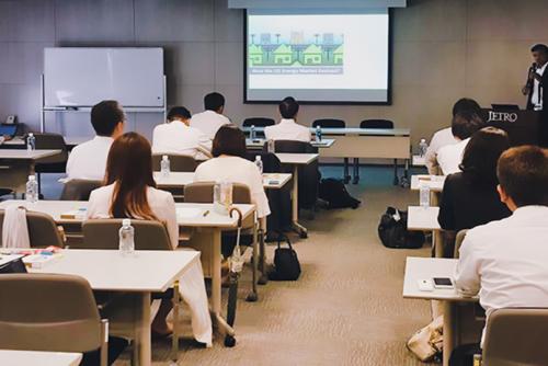 ZNALYTICS HOSTS TOKYO WORKSHOP TO OVER A DOZEN IND